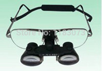 Wholesale Dental Surgical Medical Binocular Loupes - 2.5X Wearing Style Medical Binocular Dental Loupes Surgical Magnifying Magnifier Glasses For Microsurgery Dentistry Free Shipping