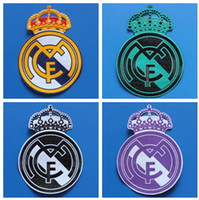 Wholesale Wholesale Real Madrid - Football Real Madrid Patch Soccer Patch Badges Football Shirt Patches