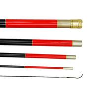Wholesale Carbon Rods For Carp Fishing - 3.6-7.2M Carbon Telescopic Carp Fishing Rod Fish Spare Tips Ultra Light Carp Carbon Fiber Telescopic For FiberPole Stream