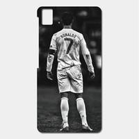 Wholesale Cristiano Ronaldo Iphone Cover - High Quality Cell phone case For BQ Aquaris E5 E6 M5 X5 csae Classic Football Fans Club Cristiano Ronaldo Patterned Cover Shell Phone Case