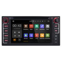 Wholesale Camry Touch - Joyous(J-8819) For Universial Toyota Car Quad Core Android 5.1.1 Car DVD player GPS Navigation 3G Wifi Head Unit Audio