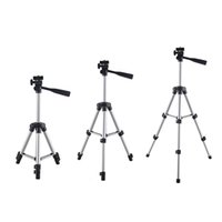 Wholesale Tripod Stand Lamps - Outdoor Fishing Lamp Bracket Universal Portable Camera Accessories Telescopic Mini Lightweight Tripod Stand Hold New