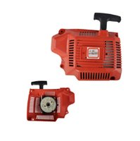 Wholesale Wholesale Chainsaws Chains - High quality garden tool Gasoline Chain Saw Patrs 6200 Chainsaw starter cutting tree marchine parts easy starter
