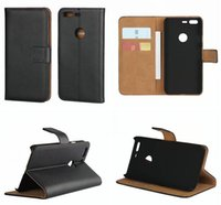 Genuine Wallet Leather Pouch caso para MOTO M G4 jogar Google Pixel Huawei Y6 PRO Sony Xperia XZ X Compacto Stand Real ID Bag Bag Capa de luxo