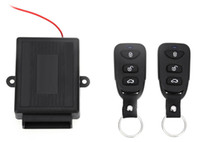 433.92MHz Universal Electric avec Air Lock Car Auto Vehicle Remote Central Kit Verrouillage de porte Unlock Window Up Système d'entrée sans clé