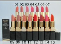 Wholesale 30pcs Hydrating Creme Different Colors Makeup Lipstick