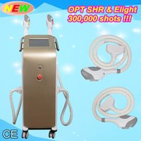 Wholesale Ipl Machine For Hair Laser - Professional OPT SHR laser hair removal machine for sale IPL skin rejuvenation breast lift up machine with 7 filters