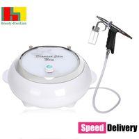Wholesale Portable Water Sprayer - 2017 Portable Oxygen Facial Machine Water Sprayer For Skin Rejuvenation Face Cleansing Oxygen Jet Peeling Machine