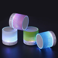 Wholesale Bluetooth Speaker Wireless Speaker LED A9 Subwoofer Stereo Player for IOS Android Phone up