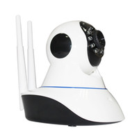 Wholesale Ir Webcams - 1080P WIFI Wireless Security Camera IR Night Vision Webcam Mobile Phone Remote Control TF Card Slot Up To 128G