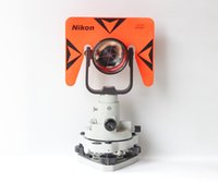 Wholesale Target Total Station - Retail Wholesale Black nikon Red Target Prism Gray Tribrach and Carrier for Pentax Topcon Sokkia South total station Free shipping