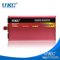 Wholesale Home Power Inverter - UKC 4000W 12v 24v 48v to AC 220v power inverter for home use