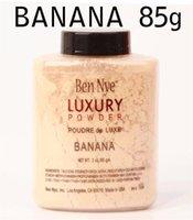 Wholesale Nutrition Powders - Brand 3oz 85g Ben Nye Banana Powder Natural Face Loose Nutrition Luxury Powder Sealed Beauty Makeup