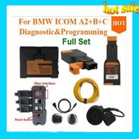 Wholesale Bmw B C - Promotion Price ICOM A2 Plus B C 2016 for BMW ICOM A2+B+C for BMW Diagnostic&Programming 3 in 1 BMW ICOM A2 DHL Free Shipping