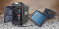 Wholesale Solar Panel Charge Light - Light Portable Power 400W 5V  12V  110V-220V Solar Panel Mono Charging Station