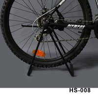 Wholesale Park Stand - HS-008 Simple and easy bicycle parking  repair stand  display rack