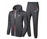 Wholesale Sweat Suits For Boys - Real ! US SIZE S-3XL camo galaxy astronaut bbc billionaire boys club jumpsuit mens tracksuit set jogging sweat suits for men