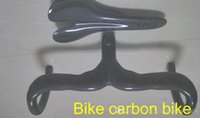 Wholesale Ems Carbon Fiber Bike - Free shipping by EMS cheap !cipollini RB1000 Full Carbon Fiber Road Integrated Handlebar Bicycle Parts and cipollini RB1000 saddle
