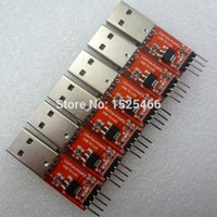 Wholesale Fpga Development - Wholesale-6pcs USB DC DC 5V to 3.3V Multipurpose Voltage Regulator Buck Module for esp8266 breadboard Zigbee FPGA CPLD Development Board