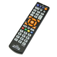 Wholesale learning universal remote controller - free shipping Universal Smart Remote Control Controller With Learn Function For TV CBL DVD SAT L336