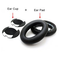 Yes case foam replacement - 10set Replacement Leather Protein Ear Pads Ear Cups Cushions Foam Pad for Q15 Q2 AE2 AE2I Q25 Headphones dirt resistant case