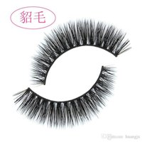 Wholesale Eyelashes For Extensions - False Individual Beauty Eyelashes For Woman Mink Natural High Quality Eyelash Extension Famous Brand Lashes Extension for Professionals d013