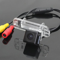 Wholesale vision mercedes benz for sale - Group buy For Mercedes Benz GL car Rear View Camera Back Up Parking Camera HD CCD Night Vision