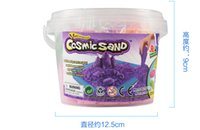 Wholesale Wholesale Sand Toys - DIY 300g box with Models Kinetic Color Clay Dynamic Sand Indoor Magic Play Sand Educational Children Mars Space Sand Toy Children Toys Gift