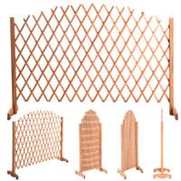 Wholesale kids gates online - Portable Fence Wooden Screen Dog Gate Pet Safety Kid Patio Garden Lawn