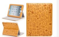 Wholesale Mixed Bags Book - Tablets Accessories Book Style Leather Flip Case For Apple iPad Air Smart Stand Full Protect Bag Classic Cover For iPad 5