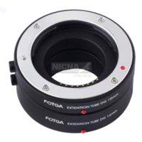 Wholesale Extension Tube Set - FOTGA Auto Focus AF Macro Extension Tube DG 10mm 16mm Set For Samsung NX Mount