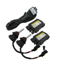 Бесплатная доставка Xenon HID Conversion Slim Kit 35W 9004-3 / 9007-3 Bi Hi / Low Beam 4300K-12000K