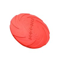 ingrosso nuovo giocattolo di vendita caldo-Plastica Pet Dog Flying Disc Formazione resistente ai denti Fetch Toy Play Frisbee Alta qualità Nuova vendita Cani più caldi Giocattoli Divertenti palle da gioco