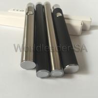 baterías nuevas de china al por mayor-EE. UU. Popular China nuevos productos gruesos vape aceite pluma de precalentamiento toque la batería 350 mah 280 mah para extraer el vaporizador de aceite CE3