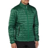 Wholesale Winter Puffer - Warm winter lightweight puffer jacket men stand collar padded chaqueta hombre invierno 2018 Pata fashion winterjacken herren outwear