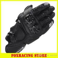 Wholesale white black motorcycle gloves - 2015 hot S1 sale brand MOTO racing gloves Motorcycle gloves  protective gloves off-road gloves Black blue red white color M L XL