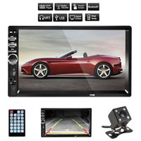 2din Bindestrich Kit Kaufen -Bluetooth Car Audio 2DIN 7 Zoll im Schlag Screen-Auto-Stereo MP3 MP5-Player USB-CMO_20X