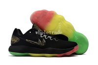 Hyperdunk 2017 Low Black Colorized Basketball Shoes Mens Hyperdunk 2017 Low Black shoes sapatos coloridos Sneakers For Sale Size US 7-12