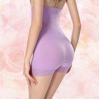 Wholesale Magic Panties - Wholesale- Lightly Seamless Women High Waist Slimming Tummy Control Knickers Pantie Briefs Shapewear Underwear Magic Body lace Shaper