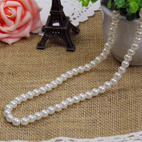 Wholesale Cheapest Jewelry Pearl - Hot Sale Cheapest Imitate Faux Pearls Wedding Accessories Necklace Bridal Jewelry Accessories Fashion Wedding Bridal Necklace Cheap