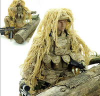 Wholesale 12 Inch Military - New Design 1 6 Soldier Action Figure Sniper Plastic Military Toys,12 Inch Collectible Toy Soldiers Set Toy for Kid Free Shipping