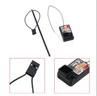 Wholesale Motor Black Toy - 5pcs lot Flysky FS-GR3C FS-GR3E FS-GR3F 2.4G 3CH Receiver with Failsafe For RC Car FS-GT3 FS-GT2 FS-GT3C Transmitter Kids Toy