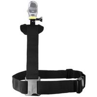 Wholesale Shoulder Strap Accessories - Camera Photo Sports Camcorder Accessories Shoulder Strap Mount Harness For Gopro Sjcam Camera Gopro Hero 4 Sport Cameras Xiao mi Yi SJCAM