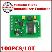 Wholesale Immobilizer Emulator - Wholesale Price!!Free DHL Yamaha Immo Emulator Full Chips for Yamaha Immobilizer Bikes Motorcycles Scooters from 2006 to 2009 100pcs lot