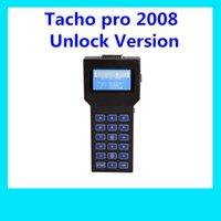 Wholesale Universal Tacho Auto - Hot Selling Tacho Pro 2008 Main Unit Tacho PRO Universal Odometer Unlock Version Factory Price Auto Odometer Tacho Universal