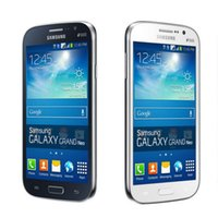 Wholesale Android 5inch - Original Samsung GALAXY Grand Neo Plus I9060I GSM 3G Unlock Dual Micro Sim 5inch HD Screen Quad Core RAM 1GB ROM 8GB Refurbished Cellphone