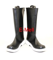 Wholesale Inori Yuzuriha Cosplay - Wholesale-Guilty Crown Yuzuriha Inori Boots Cosplay Women's shoes Custom Made Halloween High Quality B1115