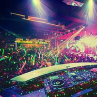 luz de jardim laser vermelho venda por atacado-Laser Jardim Luz 10 W À Prova D 'Água Paisagem Do Solo Luzes Do Projetor Laser Vermelho e Verde Luz Do Estágio Da Lâmpada para o Natal festa de Halloween