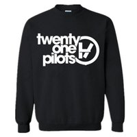 Wholesale-Twenty One Pilots Sweatshirt Japan Rock Roll Hoodie Herbst-Winter-Fleece Crewneck Male Sweatshirts Pullover Teenager-Kleidung