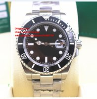 Wholesale Green Blue Sapphire - Luxury AAA+ Quality Watch 40mm Ceramic Bezel 116610 LN 116610LN 116610LV Blue Luminescent Asia 2813 Movement Automatic Mens Watch Watches